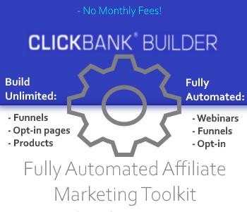 clickbank_builder software