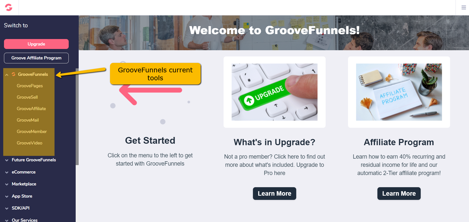 groovefunnels tools