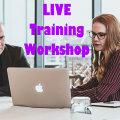 e-learning ASM live webinar business workshop