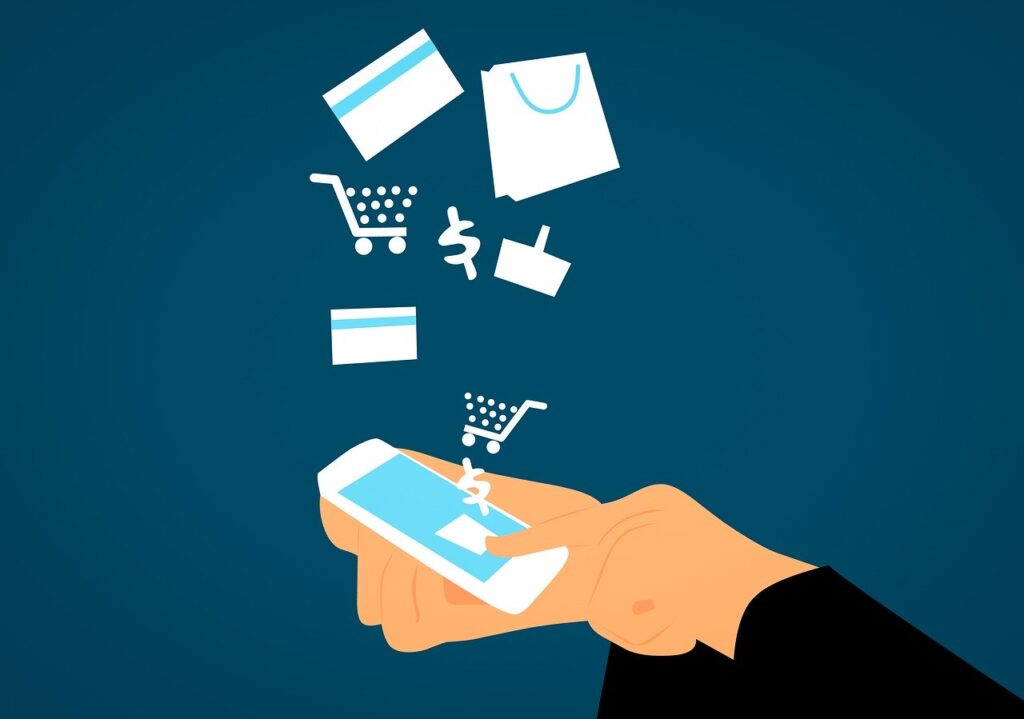 eCommerce business and marketing
