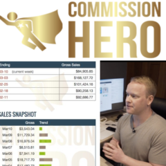 Robby Blanchard's Commission Hero