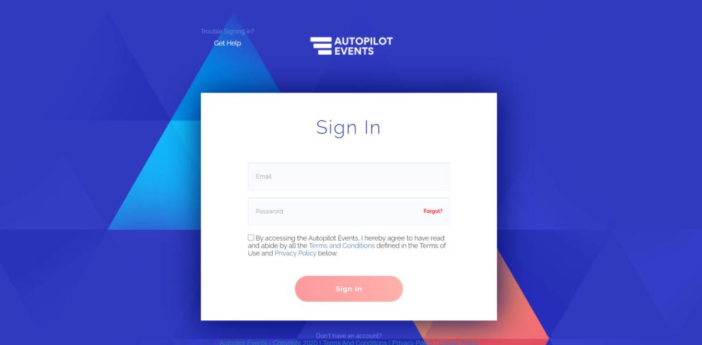 Autopilot Events