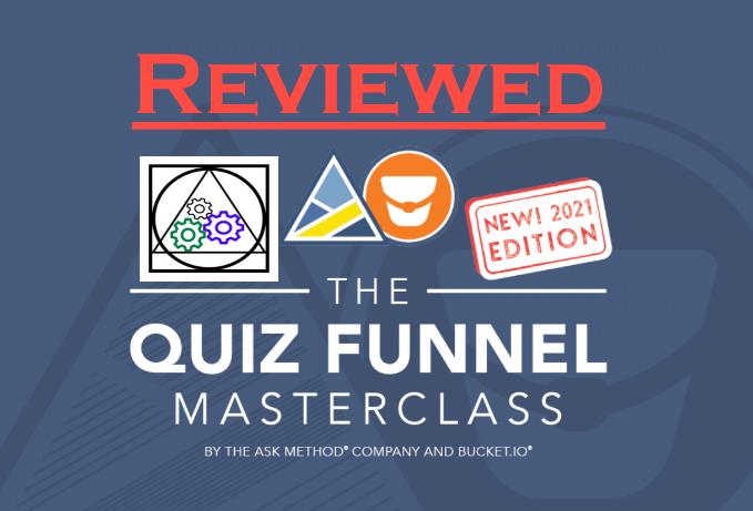 Quiz Funnels Review