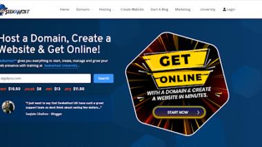 Seekahost register domain