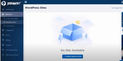Seekahost wordpress hosting review