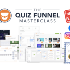 QuizFunnels Masterclass 2021